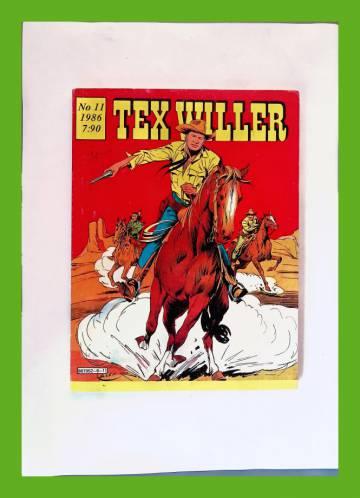Tex Willer 11/86