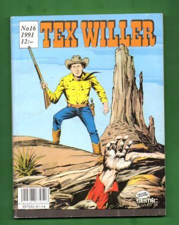 Tex Willer 16/91
