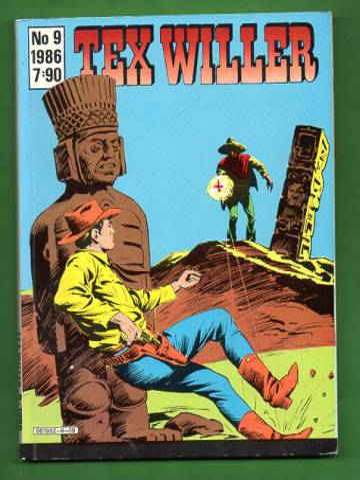 Tex Willer 9/86