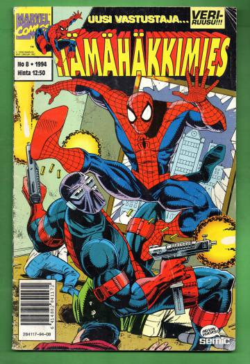 Hämähäkkimies 8/94 (Spider-Man)