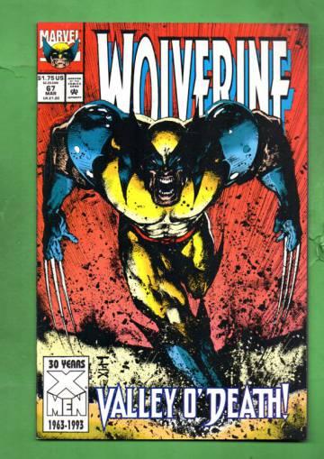 Wolverine #67 Mar 93