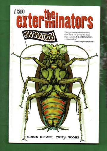 The Exterminators 1: Bug Brothers