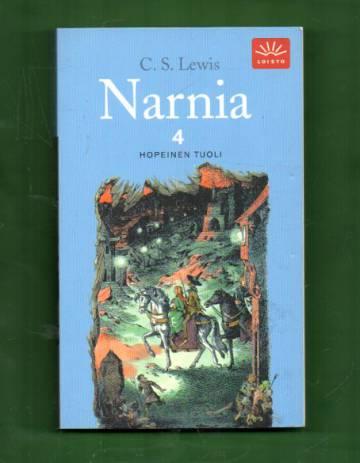 Narnia 4 - Hopeinen tuoli