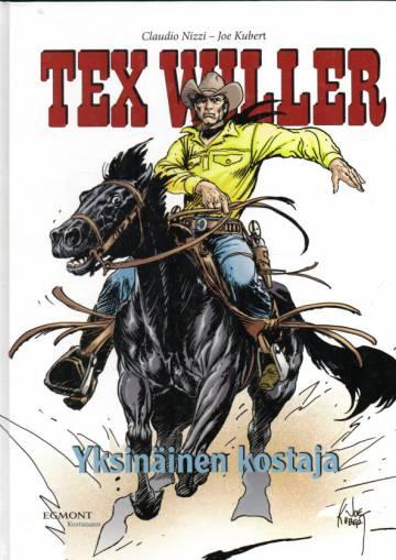 Tex Willer -suuralbumi 13 - Yksinäinen kostaja
