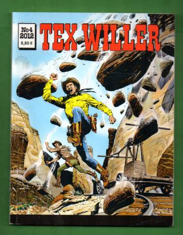Tex Willer 4/12