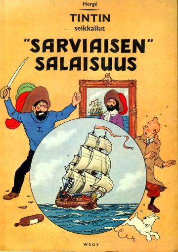 Tintin seikkailut -