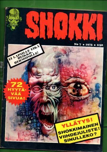 Shokki 7/73 + juliste