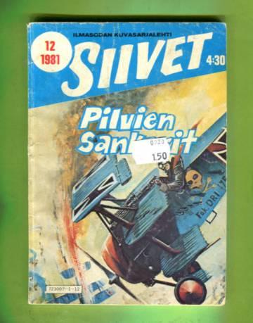 Siivet 12/81 - Pilvien sankarit
