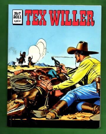 Tex Willer 7/11