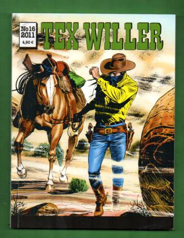 Tex Willer 16/11