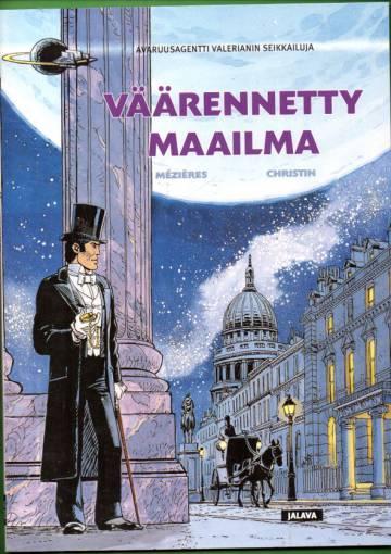Avaruusagentti Valerianin seikkailuja - Väärennetty maailma