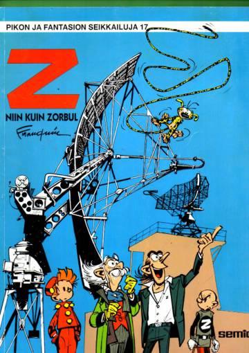 Pikon ja Fantasion seikkailuja 17 - Z niin kuin Zorbul