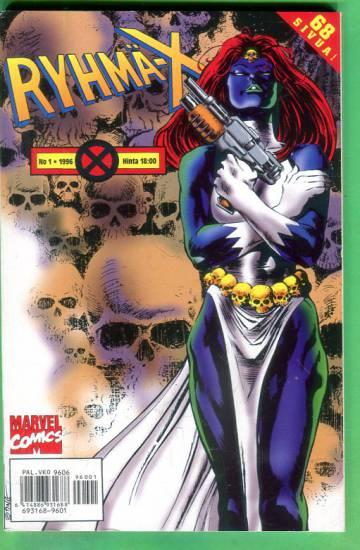 Ryhmä-X 1/96 (X-Men)