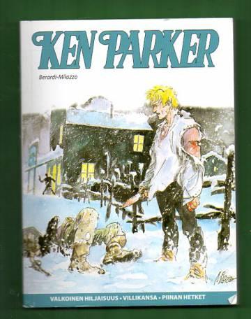 Ken Parker - Valkoinen hiljaisuus, Villikansa & Piinan hetket