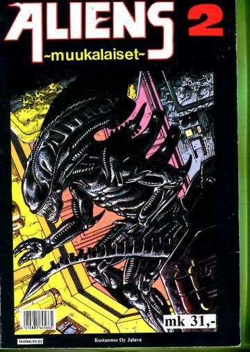 Aliens - Muukalaiset 2
