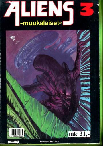 Aliens - Muukalaiset 3