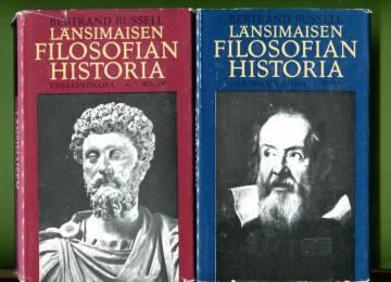 Länsimaisen filosofian historia 1-2