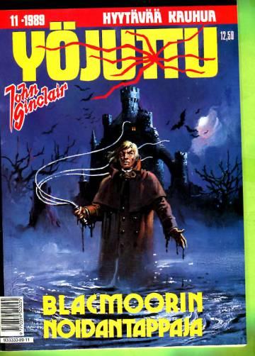 Yöjuttu 11/89 - Blackmoorin noidantappaja