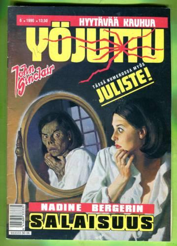 Yöjuttu 6/90 - Nadine Bergerin salaisuus