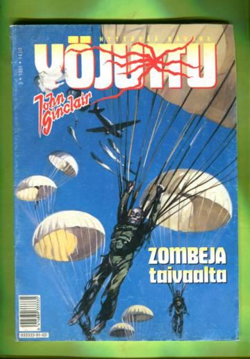 Yöjuttu 3/91 - Zombeja taivaalta