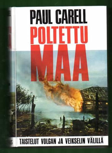 Poltettu maa - Taistelut Volgan ja Veikselin välillä