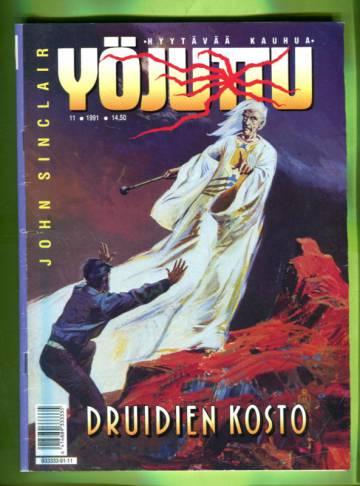 Yöjuttu 11/91 - Druidien kosto