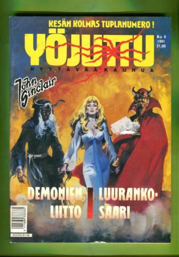 Yöjuttu 8/91 - Demonien liitto & Luurankosaari