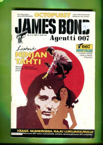 James Bond 3/87