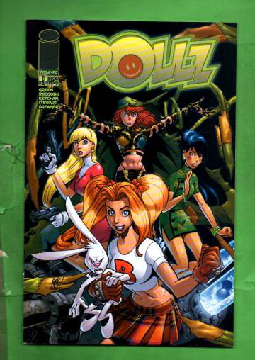 The Dollz #1 Apr 01
