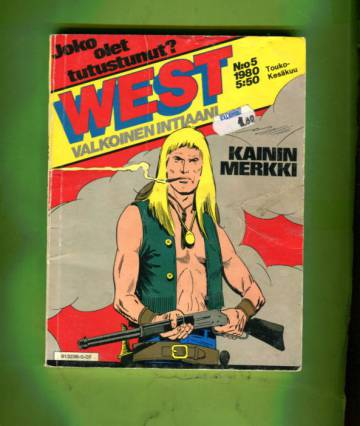 West - Valkoinen intiaani 5/80 - Kainin merkki