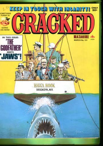 Cracked #131 Mar 76
