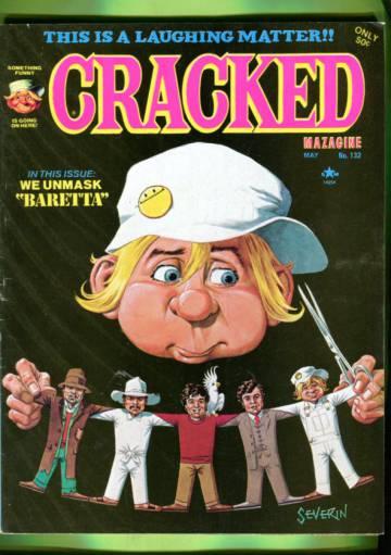 Cracked #132 May 76