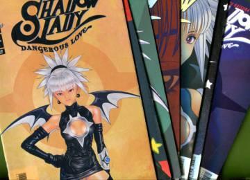 Shadow Lady: Dangerous Love #1-7 Oct 98- Apr 99 ( Whole miniserie)