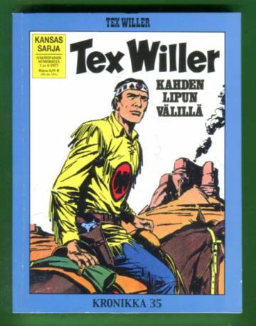 Tex Willer -kronikka 35 - Kahden lipun välillä