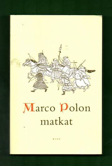Marco Polon matkat