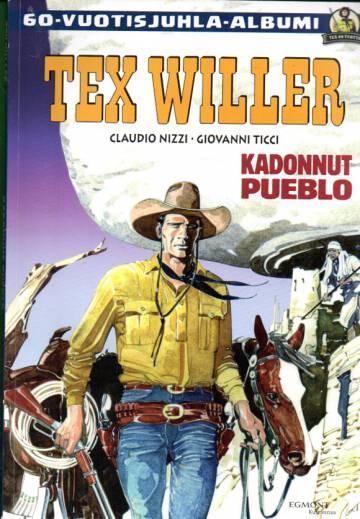 Tex Willer -värisuuralbumi - Kadonnut Pueblo