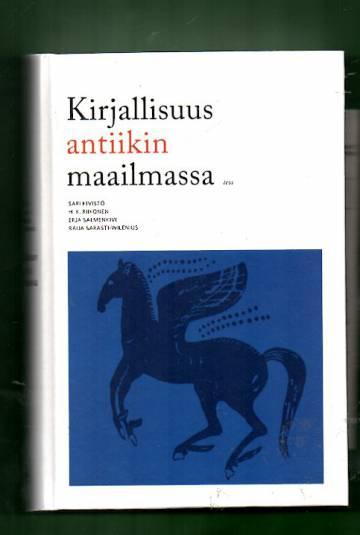 Kirjallisuus antiikin maailmassa