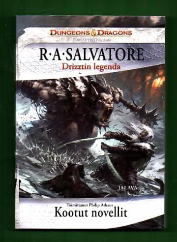 Kootut kertomukset - Drizztin legenda -antologia
