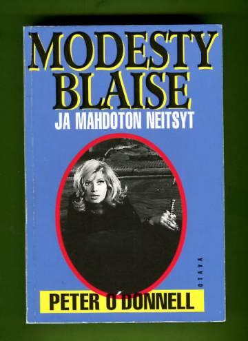 Modesty Blaise ja mahdoton neitsyt