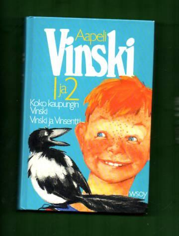 Vinski 1 ja 2 - Koko kaupungin Vinski & Vinski ja Vinsentti