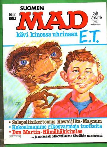 Suomen Mad 2/83