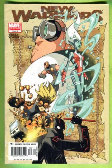 New Warriors #3 (of 6) / October 2005