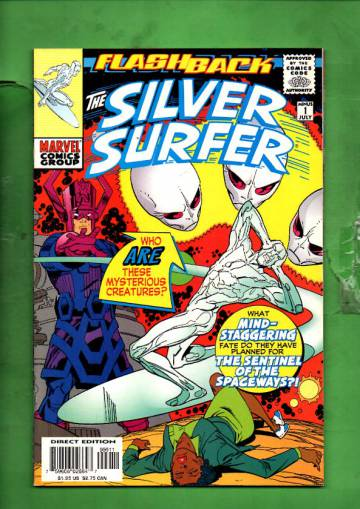 Silver Surfer Vol. 3 #-1 Jul 97