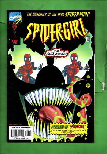 Spider-Girl Vol. 1 #5 Feb 99
