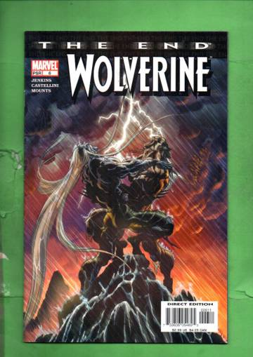Wolverine: The End Vol 1 #6  Dec 04