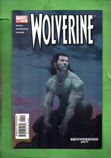 Wolverine Vol. 3 #4 Oct 03