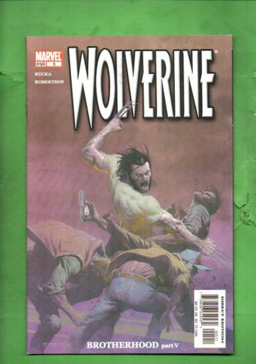 Wolverine Vol. 3 #5 Nov 03
