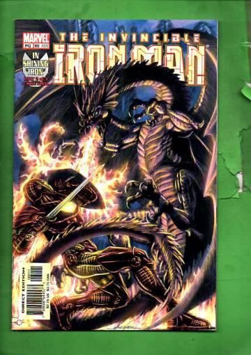 Iron Man Vol. 3 #60 Dec 02