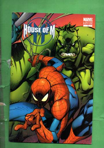 House of M #1 Aug 05