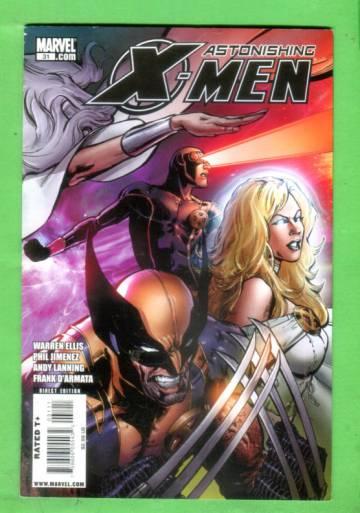 Astonishing X-Men #31,  December 2009